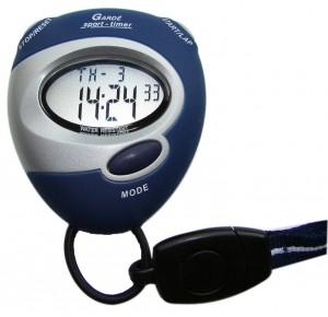 LCD-Stoppuhr 2151-3